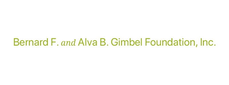 Gimbel Foundation